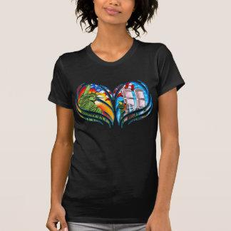 Patriotisches am 11. September T-Stück T-Shirt