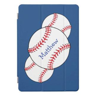 Patriotisches Baseball-Blau trägt iPad Profall iPad Pro Cover