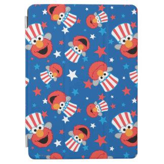 Patriotisches Elmo Muster iPad Air Hülle