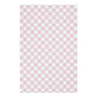 Patriotisches Retro Punkt-Muster Bedrucktes Büropapier