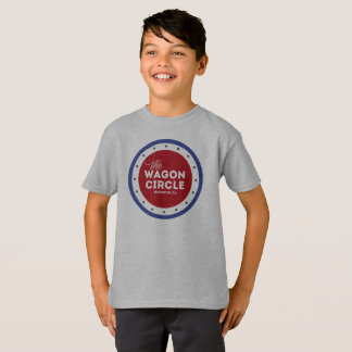 Patriotisches Shirt Kind-WC