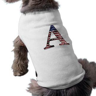 Patriotisches T-Stück A Shirt