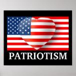 Patriotismus Plakatdrucke