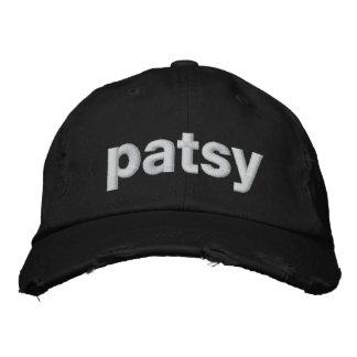 Patsy Bestickte Baseballmützen