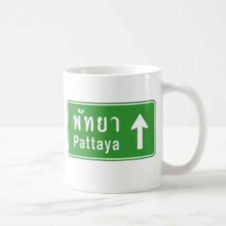Pattaya voran ⚠ thailändisches kaffeetasse