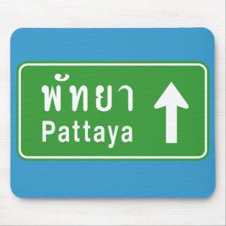 Pattaya voran ⚠ thailändisches mousepad