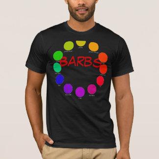 pattern_dragon, Widerhaken - besonders angefertigt T-Shirt