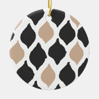 Pattern Keramik Ornament