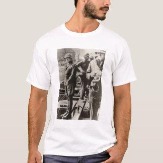 Patton pisses im Rhein T-Shirt