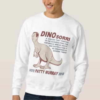 Patty Murray V Dino Sorri Sweatshirt