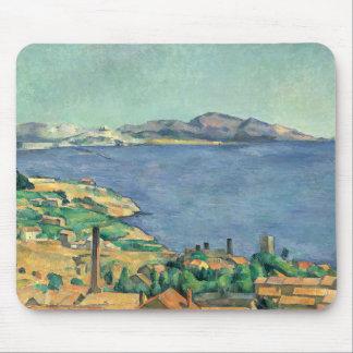 Paul Cezanne - der Golf von Marseille Mousepad
