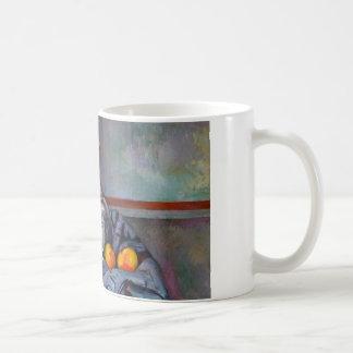 Paul Cézanne die Kaffeetasse