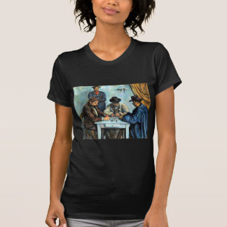 Paul Cezanne die Kartenspieler T-Shirt