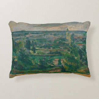 Paul Cezanne - gestalten Sie von Jas de Bouffan Zierkissen