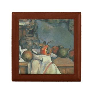 Paul Cezanne - Ingwer-Topf mit Granatapfel Erinnerungskiste