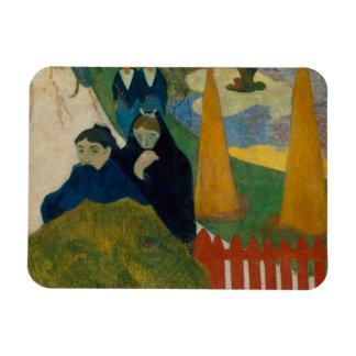 Paul Gauguin - Arlesiennes Magnet