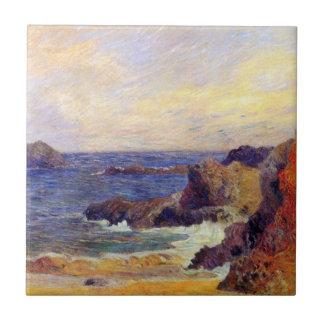Paul Gauguin - felsige Küsten-Kunst-Malerei Keramikfliese