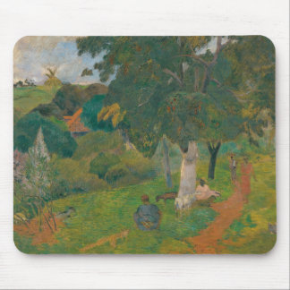 Paul Gauguin - kommend und gehend, Martinique Mousepad