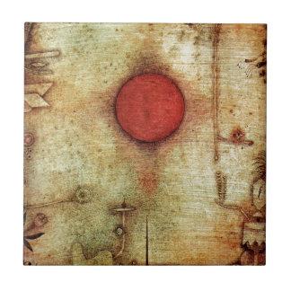 Paul Klee-Anzeige Marginem Malerei Keramikfliese