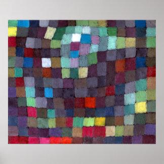 Paul Klee kann darstellen Poster