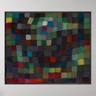 Paul Klee kann Poster