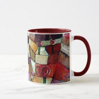 Paul Klee-Kunst - Ose Garten, malend durch Klee Tasse