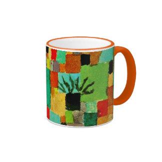 Paul Klee-Kunst: Südtunesien Ringer Tasse
