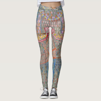 Paul Klee - Mann in den extravaganten Leggings