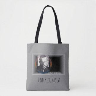 PAUL KLEE-NOTIZBUCH, i-Kunst und Entwürfe Tasche