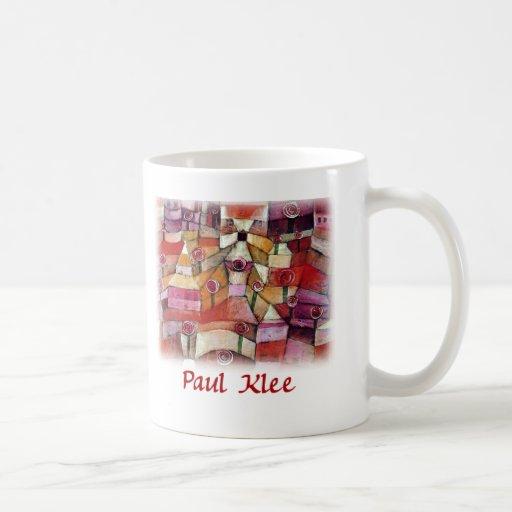 Paul Klee - Rosen-Garten Teetasse