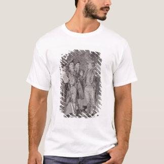 Paul Revere in Lexington T-Shirt