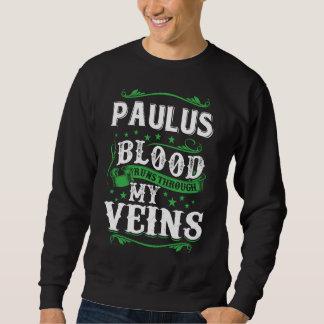 PAULUS Blut-Läufe durch mein Veius. T - Shirt