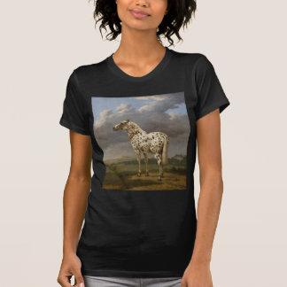 "Paulus Töpfer - das ""Piebald-"" Pferd. Vintages T-Shirt"