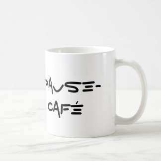 Pause-Café Tasse