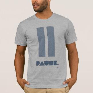 """""""Pausen-"""" angepasstes T-Stück T-Shirt"""
