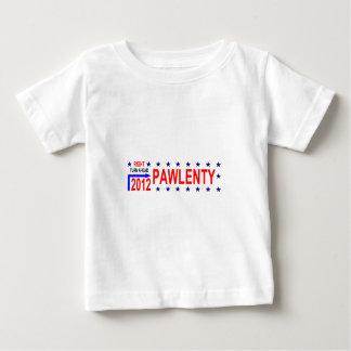 PAWLENTY_2011 BABY T-SHIRT