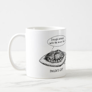 Pawlows Katze Kaffeetasse