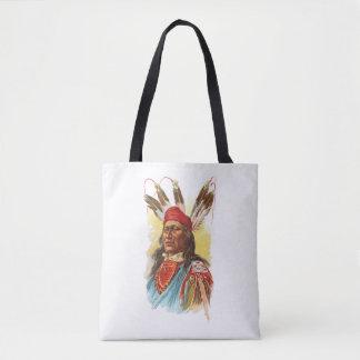 Pawnee-Sioux-Leiter: Hetzender Bär Tasche