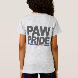 PawPride Mädchen T-Shirt