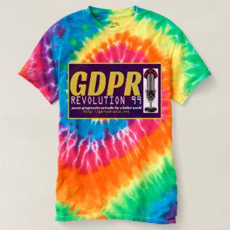 Paxspiration GDPR das T-Stück der Krawatten-Männer T-shirt