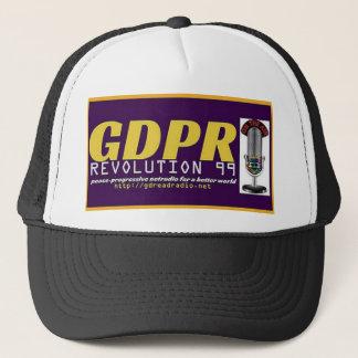 Paxspiration GDPR Fernlastfahrer-Hut Truckerkappe