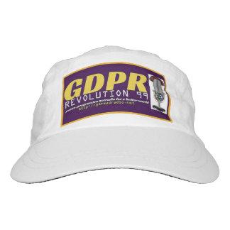 Paxspiration GDPR gesponnene Baseballmütze Headsweats Kappe
