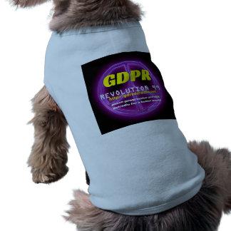 Paxspiration GDPR Hündchen-T-Stück Shirt