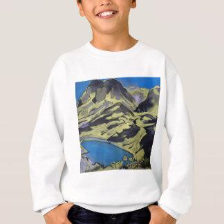 Paysage DES Alpes 7 Sweatshirt
