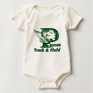 Payson hohe Leichtathletik Baby Strampler