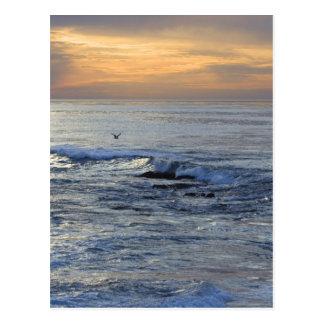 Pazifik in La Jolla Postkarte