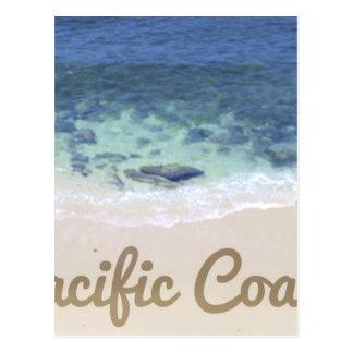 Pazifikküste Postkarte