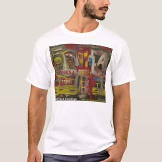 Pazifische Börse T-Shirt