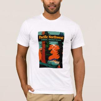 Pazifischer Nordwesten T-Shirt