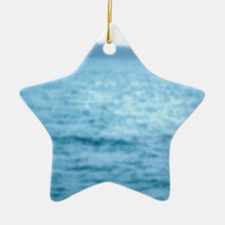 pazifischer Pelikan Keramik Stern-Ornament